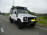 Tembo 4x4 Tank Land Rover Defender 110 _