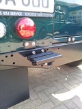 Tembo 4x4 Roofrack ladder for Defender_