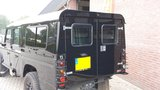 Tembo 4x4 hardtop 130 HCPU doors and windows_