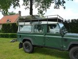 Rooftop tent Classic 1.6 (TBHRT16)_