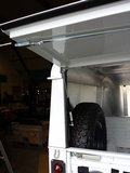 Tembo 4x4 Hardtop LR130 one rear door upwards (no windows)_