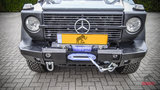 Tembo 4x4 winchbumper for Mercedes G Class_