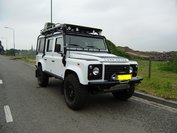 Tembo 4x4 Tank Land Rover Defender 110