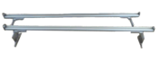 Tembo 4x4 Roof Bars PAIR