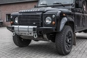 Tembo 4x4 winchbumper for Land Rover Defender