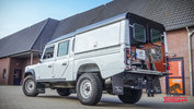 Tembo 4x4 hardtop Defender 130 with 2 doors/side doors