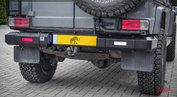 Tembo 4x4 rear bumper for Mercedes G Class