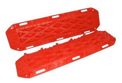 Tembo 4x4 Rec-Tracx 121x325x60mm Orange