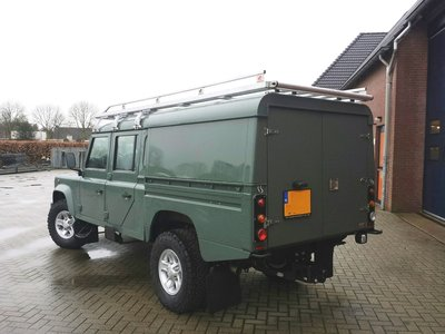 Tembo 4x4 hardtop 130 HCPU with doors, without windows