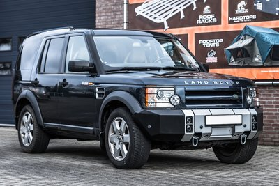 Tembo 4x4 winchbumper for Land Rover Discovery 3 & 4
