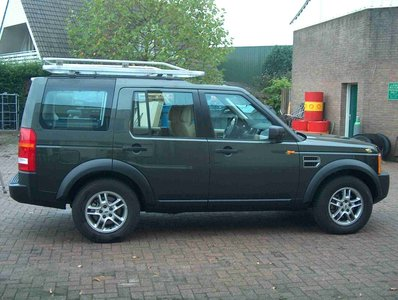 Tembo 4x4 Roofrack DISCOVERY 3/4